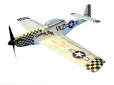 Mustang P51-D Contrary Mary ARF 840mm