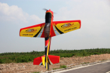 YAK55 - 33%/red-yellow-silver