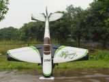 YAK54 19%/green-silver-black-white
