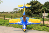 YAK54 26%/yellow-blue star