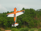 EXTRA 260 - 87´´(30%)/Competition orange
