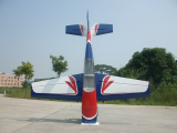 "EXTRA300 73"" 24%/red-blue-white"