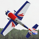 "EXTRA300 88"" 30%/red-blue-white"