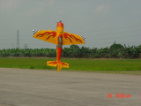 YAK54 35%/Yellow flame