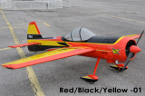 Yak 55M 22%  red/yellow/silver