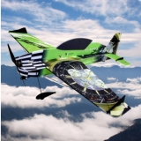 Extra 330 SuperLITE green