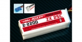 ROXXY Power Pack 2S2200mAh (6A)