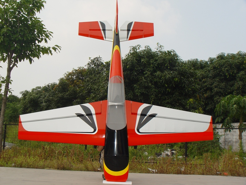 "EXTRA300 122"" 40%/red-black-silver-yellow"