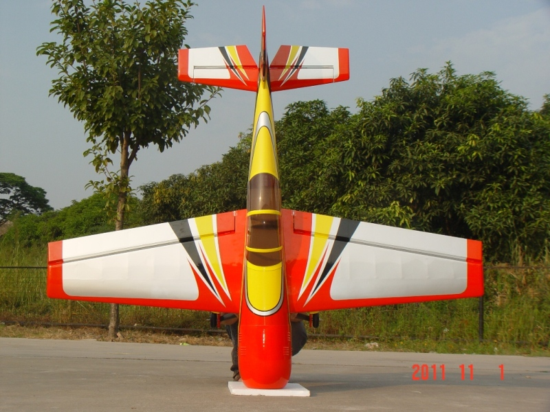 YAK54 46%/yellow-red arrow