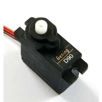 Digit.servo D90 Hi-Speed / 9,8g