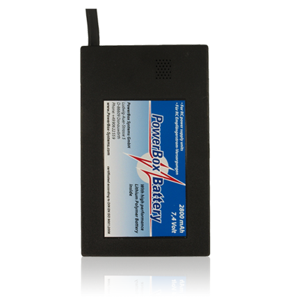 PowerBox Battery 2800 MPX