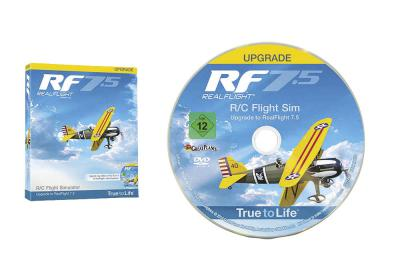 RealFlight 7,5 Upgrade