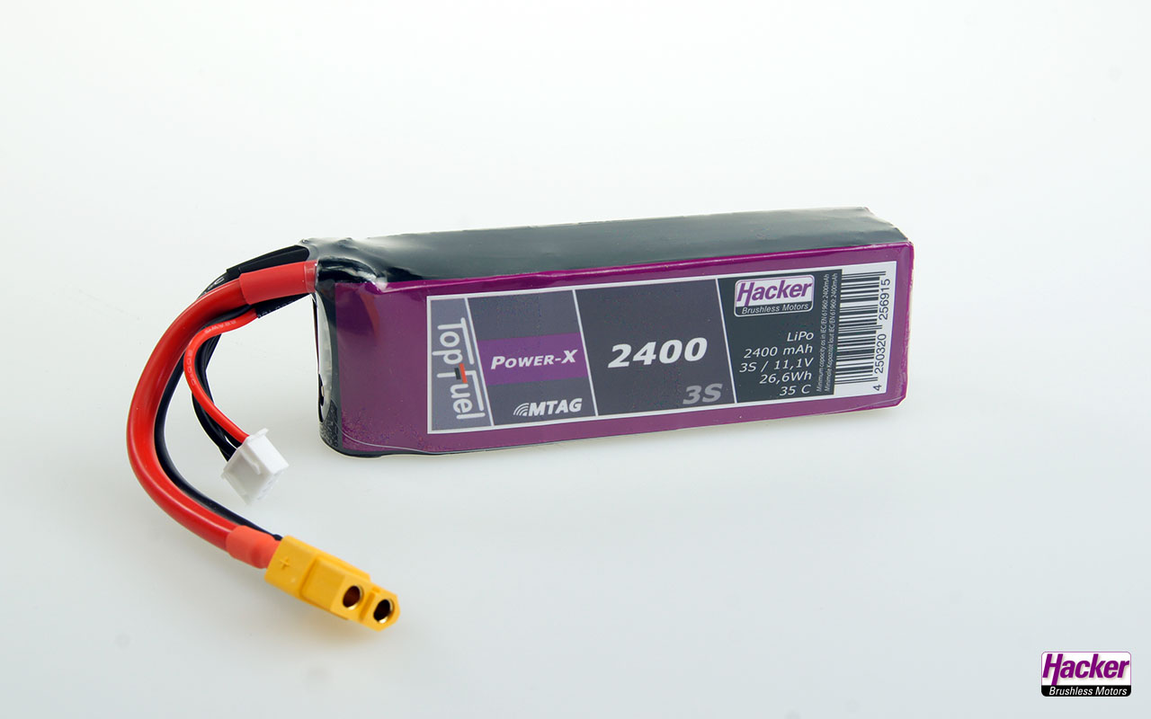 Akku Power-X 2400mAh / 11,1V